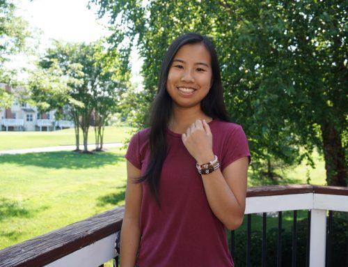 Janie Wu, Riverside High School, Virginia